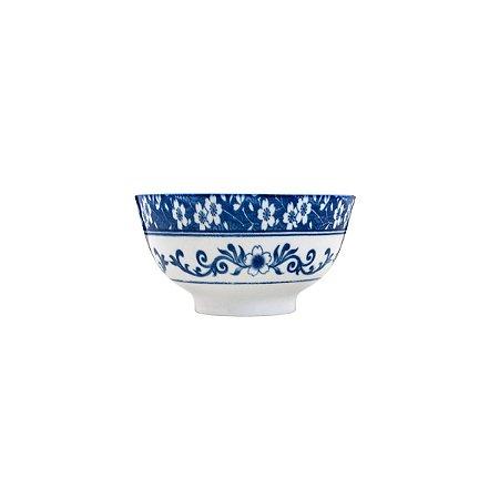 Bowl Tijela de Porcelana Blue Garden Pequeno 12x6,5cm 8484