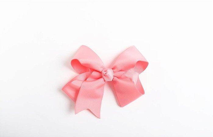Laço Boutique Fun Liso Rosa Pétala