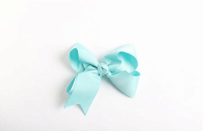 Laço Boutique Fun Liso Azul Tiffany