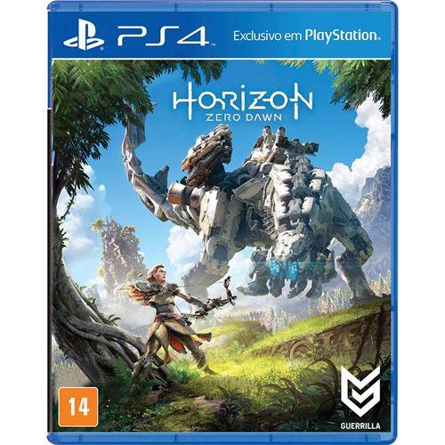 Game Horizon Zero Dawn - PS4 [Encartelado]