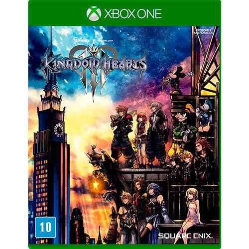 Game Kingdom Hearts 3 - Xbox One