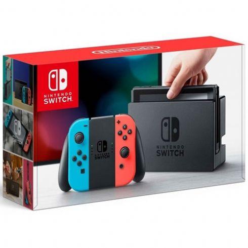 Console Nintendo Switch 32GB Colorido - Nintendo [Seminovo]