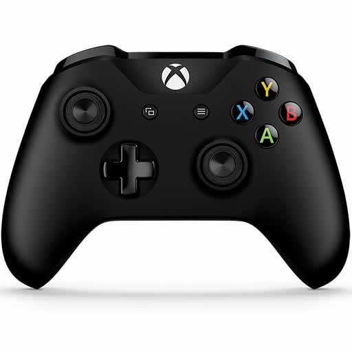 Controle Sem Fio Xbox One Newest Preto - Microsoft