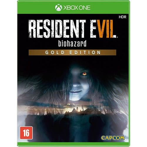 Game Resident Evil 7 Biohazard Gold Edition - Xbox One