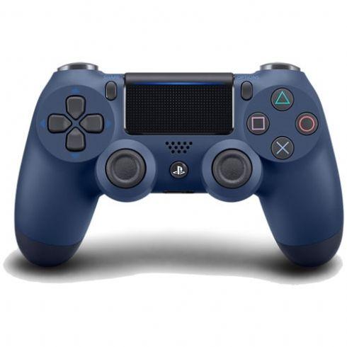 Controle DualShock 4 Sem fio para PS4 - Azul Midnight