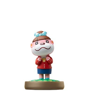 Amiibo Lottie Animal Crossing Series - Nintendo