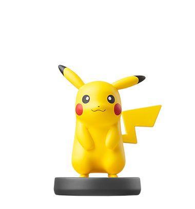 Amiibo Pikachu Super Smash Bros Series - Nintendo [usado]