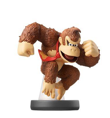 Amiibo Donkey Kong Super Smash Bros Series - Nintendo [usado]