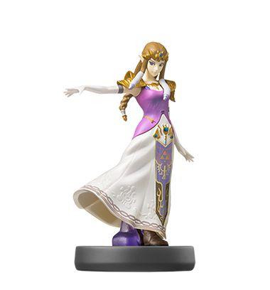Amiibo Zelda Super Smash Bros Series - Nintendo [usado]