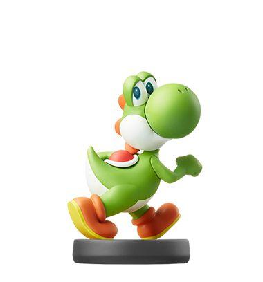 Amiibo Yoshi Super Smash Bros Series - Nintendo [usado]