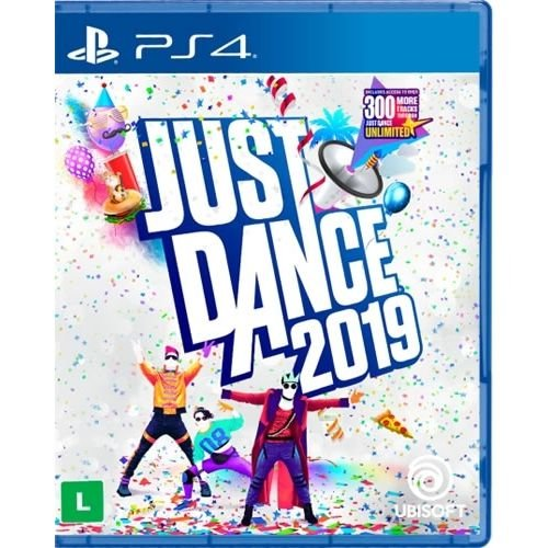 Game Just Dance 2019 - PS4