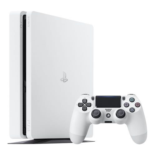 PS4 500GB Slim White CUH2116A - Sony