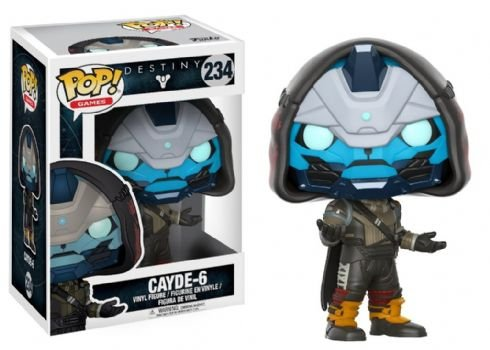 Pop ! Games Destiny 2 - Cayde 6