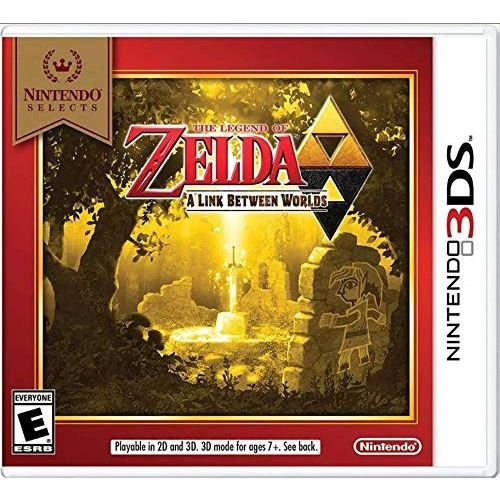 Game The Legend of Zelda A Link Between Worlds - 3DS