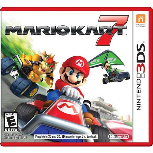 Game Mario Kart 7 - 3DS