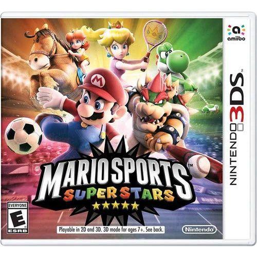 Game Mario Sports Super Stars - 3DS