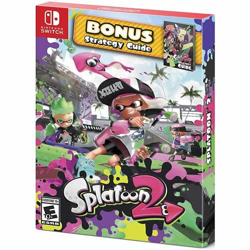 Game Splatoon 2 Starter Edition - Switch