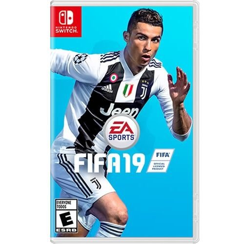 Game FIFA 19 - Switch