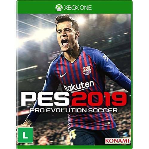 Game PES 2019 Pro Evolution Soccer - Xbox One
