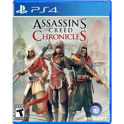 Game Assassin's Creed Chronicles - PS4