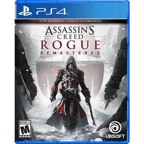 Game Assassin's Creed Rogue Remastered - PS4