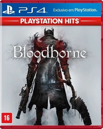 Game Bloodborne - PS4