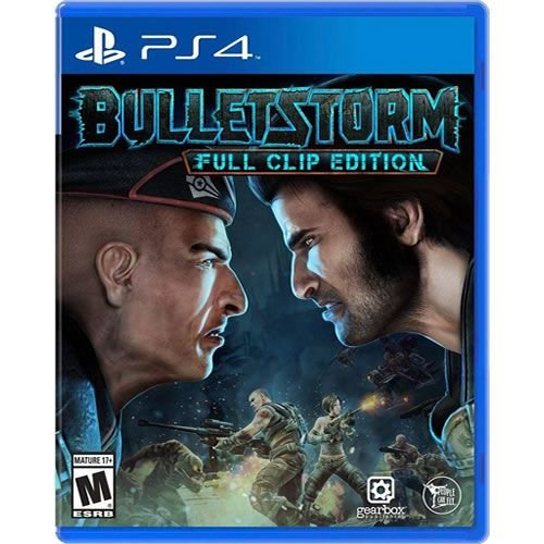 Game Bulletstorm Full Clip Edition - PS4