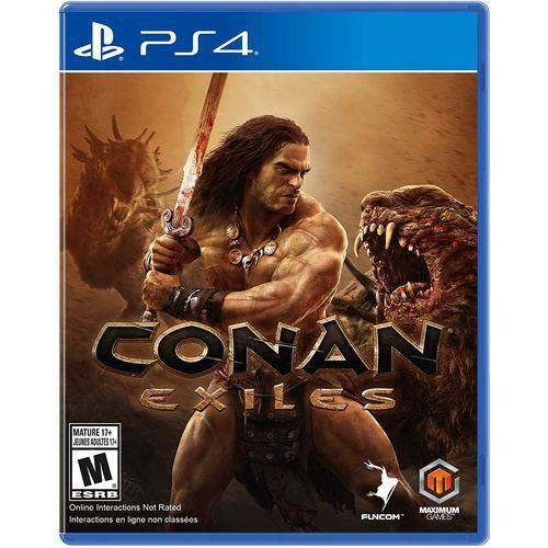 Game Conan Exiles - PS4