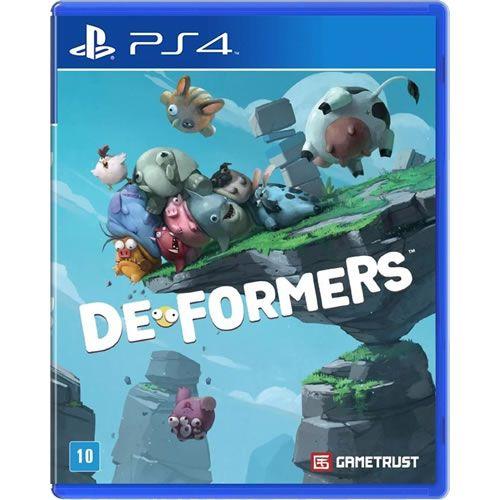 Game De Formers - PS4