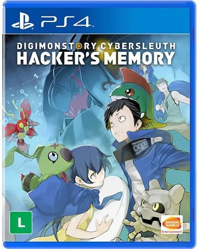 Game Digimon Story Cybersleuth Harker's Memory - PS4