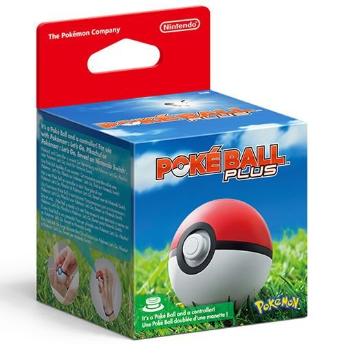 Pokéball Plus - Switch