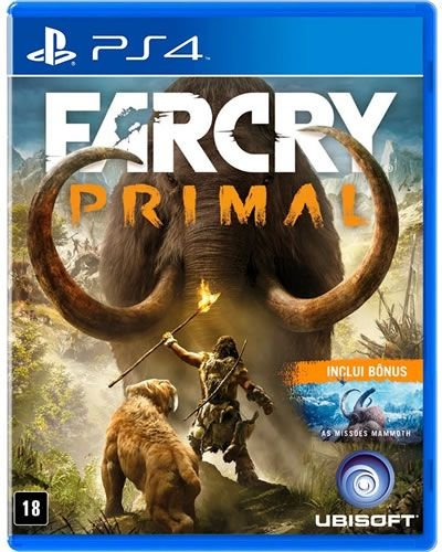 Game Farcry Primal - PS4