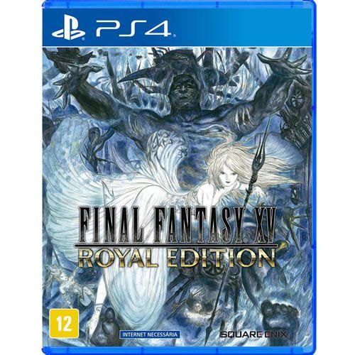Game Final Fantasy XV Royal Edition - PS4