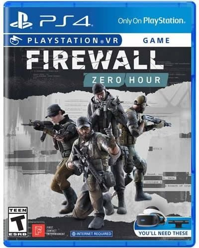 Game Firewall Zero Hour - PS4