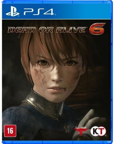 Game Dead or Alive 6 - PS4