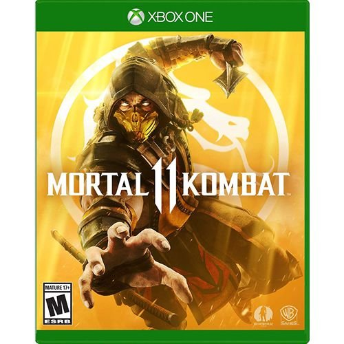 Game Mortal Kombat 11 - Xbox One [Pré-venda]