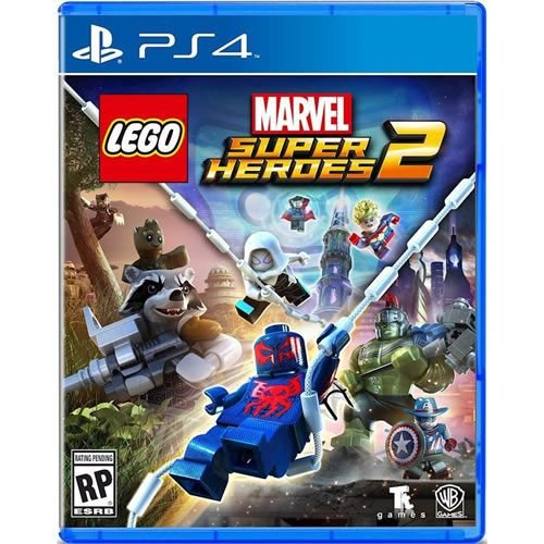 Game Lego Marvel Super Heroes 2 - PS4