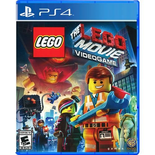 Game The Lego Movie Video Game - PS4