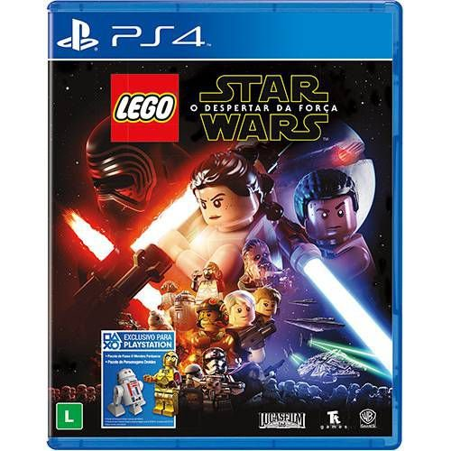 Game Lego Star Wars O Despertar Da Força - PS4