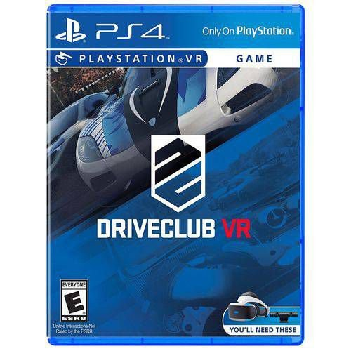 Game Drive Club - VR