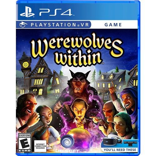 Werewolves Within - PlayStation VR