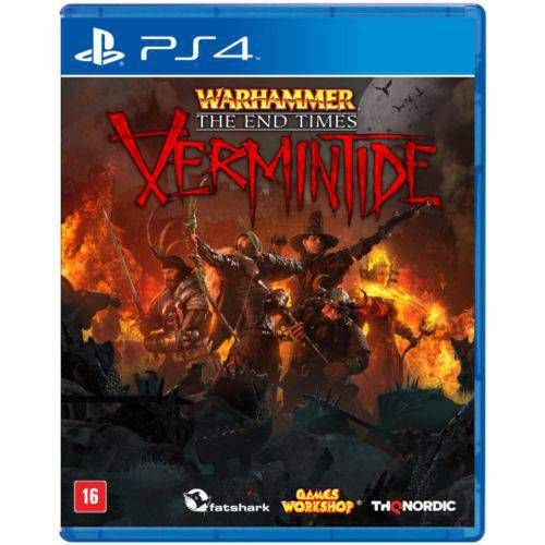 Warhammer End Times Vermintide - PS4