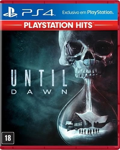 Game Until Dawn - PS4