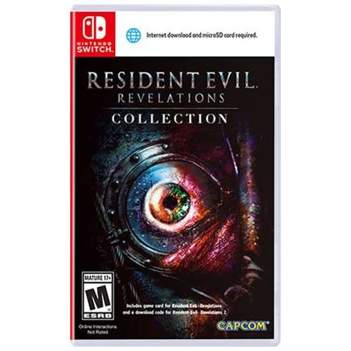 Game Resident Evil Revelations Collection - Switch