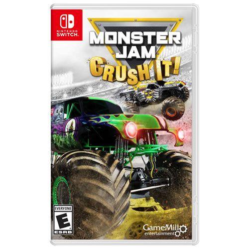 Game Monster Jam Crush It - Switch