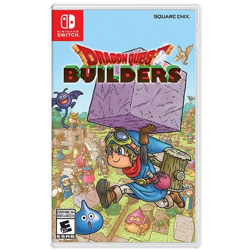 Game Dragon Quest Builders - Switch