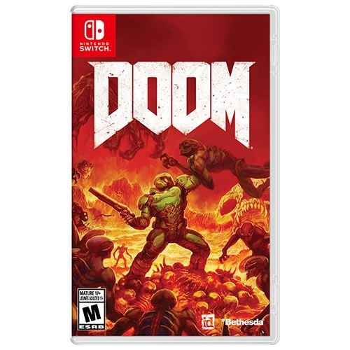 Game Doom - Switch