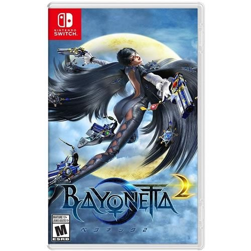 Game Bayonetta 2 - Switch