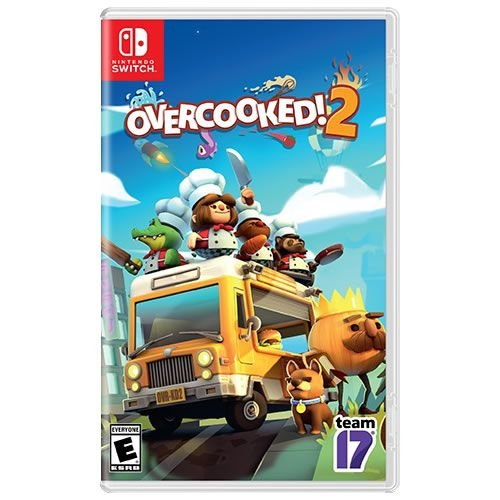 Game Overcooked ! 2 - Switch