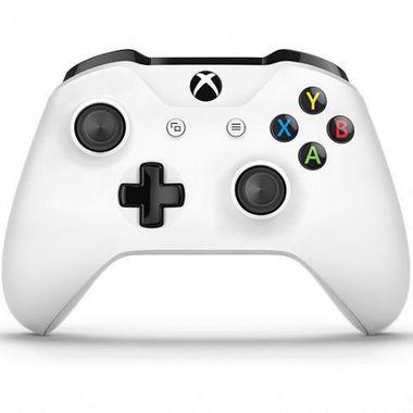 Controle Sem Fio Xbox One Newest Branco - Microsoft [usado]